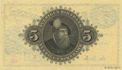 5 Kronor SUÈDE  1952 P.33ai pr.NEUF
