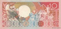 10 Gulden SURINAM  1988 P.131b pr.NEUF