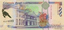 5000 Gulden SURINAM  1997 P.143a NEUF