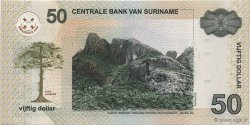 50 Dollars SURINAM  2004 P.160 NEUF