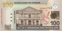 100 Gulden SURINAM  2004 P.161 NEUF