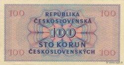 100 Korun TCHÉCOSLOVAQUIE  1945 P.067a NEUF