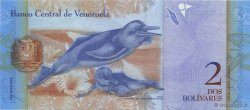 2 Bolivares VENEZUELA  2007 P.088a NEUF