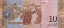 10 Bolivares VENEZUELA  2007 P.090a NEUF