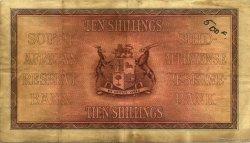 10 Shillings AFRIQUE DU SUD  1940 P.082d TTB