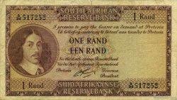 1 Rand AFRIQUE DU SUD  1962 P.102b TTB
