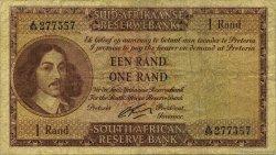 1 Rand AFRIQUE DU SUD  1962 P.103b TB