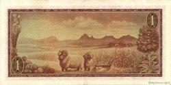 1 Rand AFRIQUE DU SUD  1966 P.109a SUP