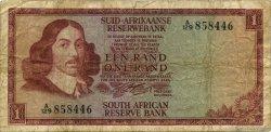 1 Rand AFRIQUE DU SUD  1966 P.110a TB