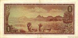 1 Rand AFRIQUE DU SUD  1966 P.110a SUP