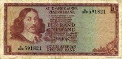 1 Rand AFRIQUE DU SUD  1967 P.110b TB à TTB