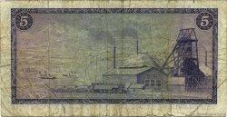 5 Rand AFRIQUE DU SUD  1975 P.111c B+
