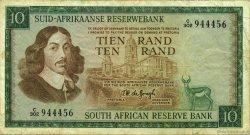10 Rand AFRIQUE DU SUD  1975 P.114c TTB
