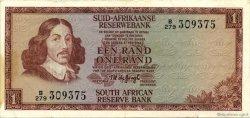 1 Rand AFRIQUE DU SUD  1973 P.116a TTB