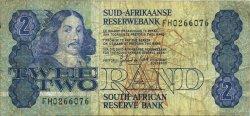 2 Rand AFRIQUE DU SUD  1981 P.118c B+