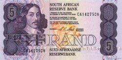 5 Rand AFRIQUE DU SUD  1990 P.119e pr.SPL