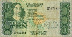 10 Rand AFRIQUE DU SUD  1985 P.120d TB
