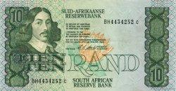 10 Rand AFRIQUE DU SUD  1990 P.120e SUP