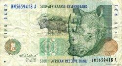 10 Rand AFRIQUE DU SUD  1993 P.123a TB+