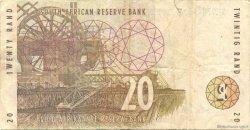 20 Rand AFRIQUE DU SUD  1993 P.124a pr.TTB