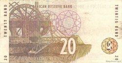 20 Rand AFRIQUE DU SUD  1993 P.124a SUP