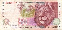 50 Rand AFRIQUE DU SUD  1999 P.125c TTB
