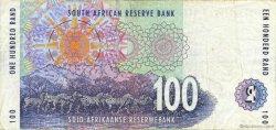 100 Rand AFRIQUE DU SUD  1999 P.126b TTB