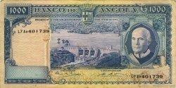 1000 Escudos ANGOLA  1970 P.098 TTB