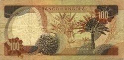100 Escudos ANGOLA  1972 P.101 TB+