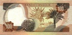 100 Escudos ANGOLA  1972 P.101 TTB à SUP