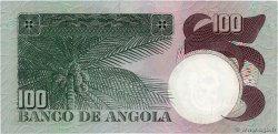 100 Escudos ANGOLA  1973 P.106 NEUF