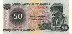 50 Kwanzas ANGOLA  1979 P.114 NEUF