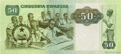 50 Kwanzas ANGOLA  1984 P.118 NEUF