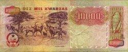 10000 Kwanzas ANGOLA  1991 P.131a TB