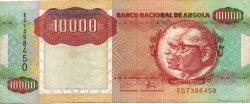 10000 Kwanzas ANGOLA  1991 P.131b TTB