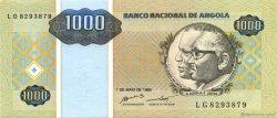1000 Kwanzas Reajustados ANGOLA  1995 P.135 pr.NEUF