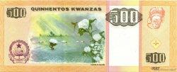 500 Kwanzas ANGOLA  2003 P.149a pr.NEUF