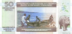 50 Francs BURUNDI  1994 P.36a NEUF
