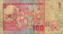 100 Escudos CAP VERT  1989 P.57a pr.TTB