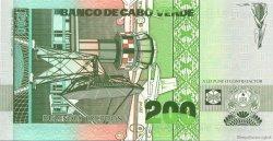 200 Escudos CAP VERT  1989 P.58a NEUF