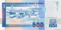 500 Escudos CAP VERT  1989 P.59a NEUF