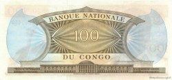 100 Francs CONGO  1962 P.06a NEUF