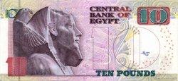 10 Pounds ÉGYPTE  2003 P.064a SPL