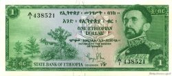 1 Dollar ÉTHIOPIE  1961 P.18a SPL+