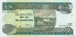 100 Birr ÉTHIOPIE  2000 P.50b pr.NEUF