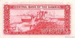 5 Dalasis GAMBIE  1972 P.05a pr.NEUF