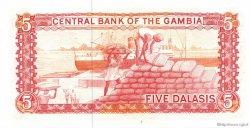 5 Dalasis GAMBIE  1987 P.09a SPL