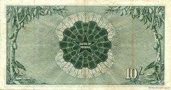 10 Shillings GHANA  1962 P.01c TTB+