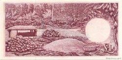 1 Pound GHANA  1958 P.02a pr.NEUF