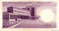 100 Cedis GHANA  1965 P.09a TTB+